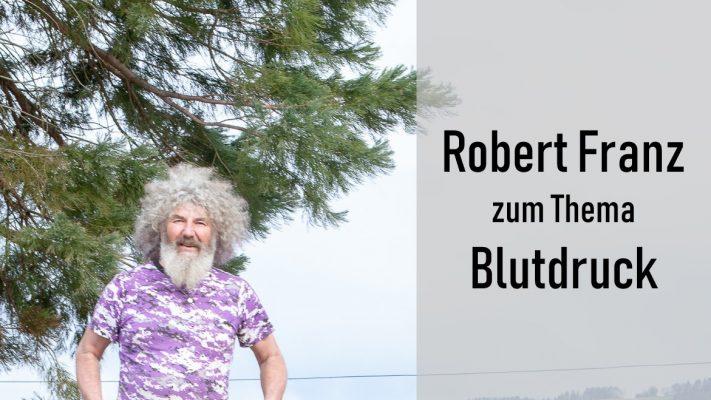 Blutdruck Robert Franz